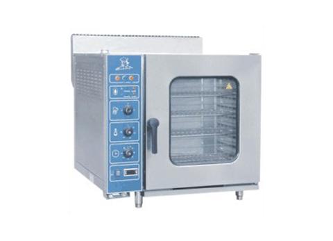 燃气蒸烤箱