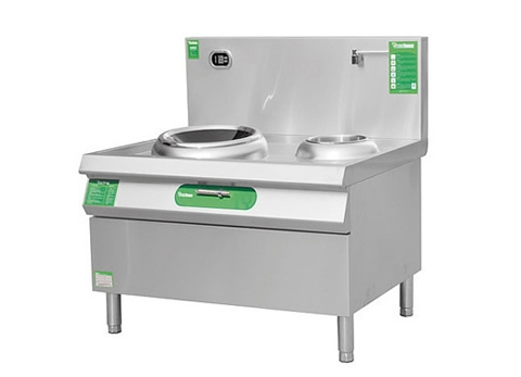 KC014单炒单尾电磁炒炉