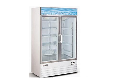 KC029双门展示柜