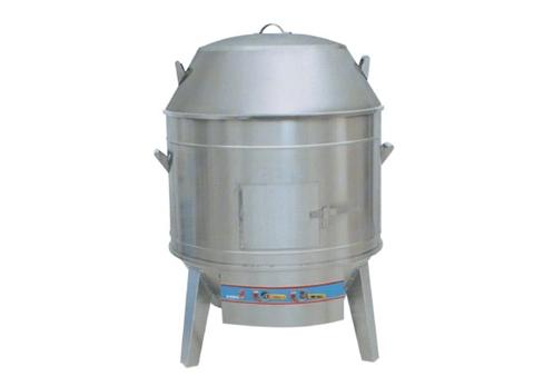 KC006燃气烤鸭炉